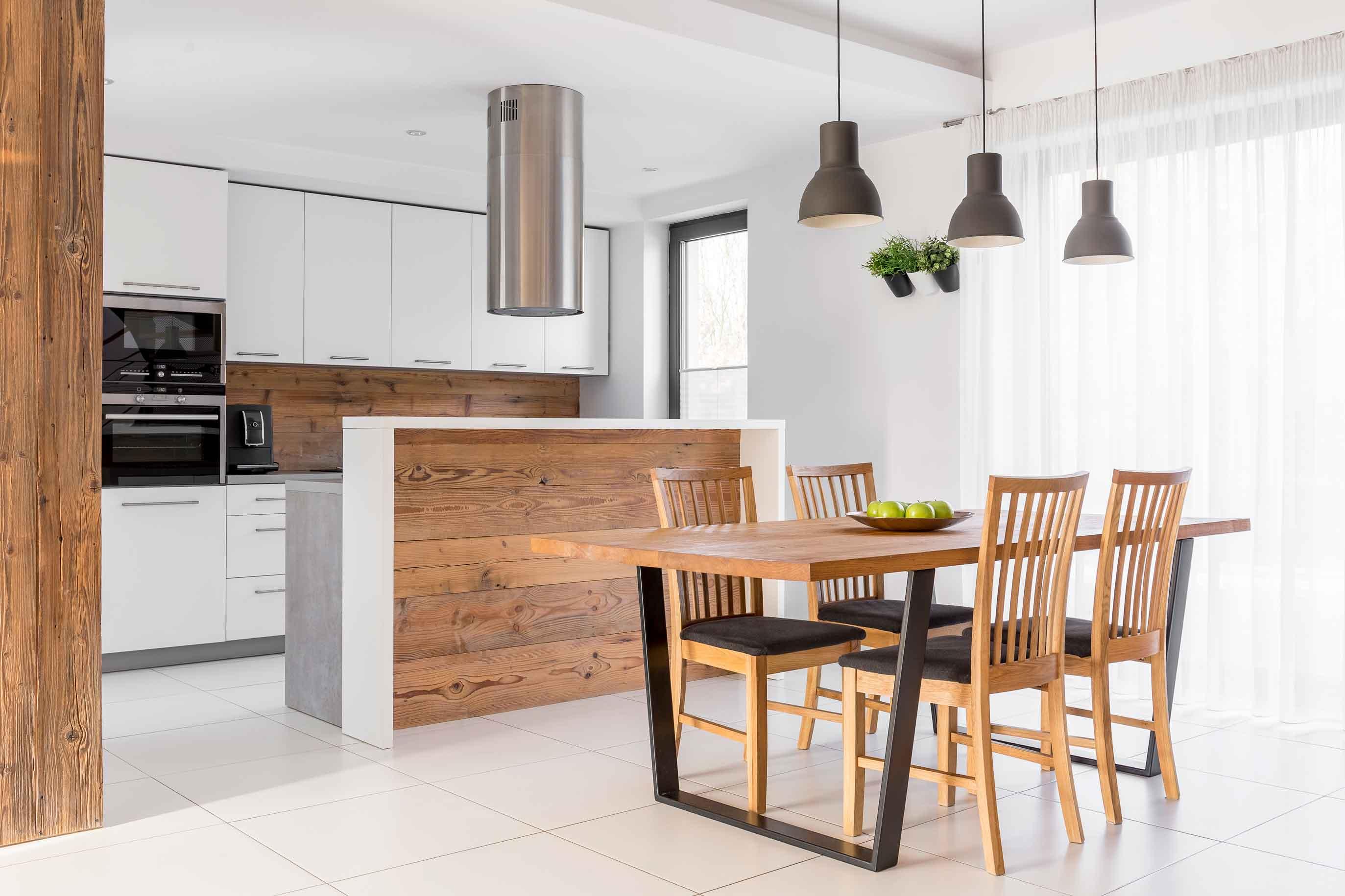 warna lantai dapur