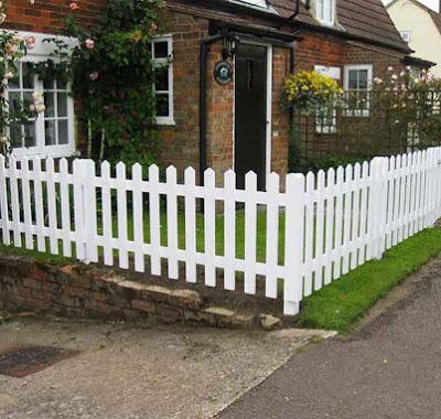 model-model pagar rumah minimalis