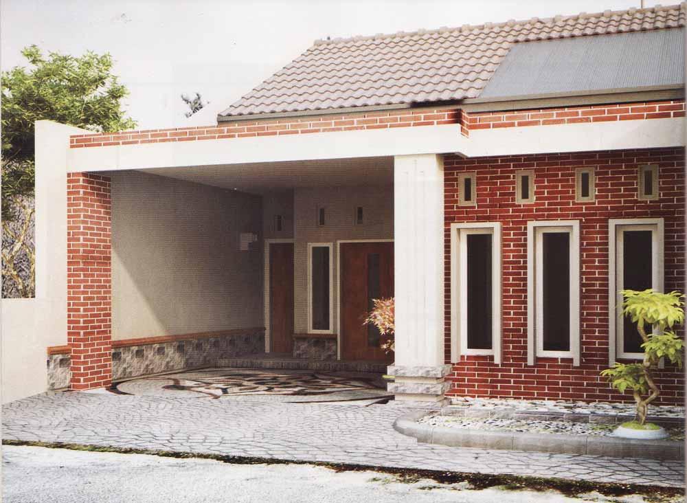 Model Desain Rumah Sederhana Tapi Indah Intiland Com