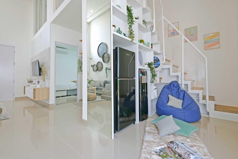 cara menata ruangan sempit