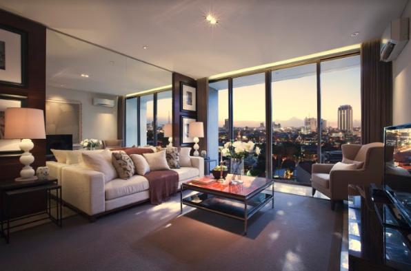 tipe-tipe apartemen
