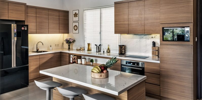 Kegunaan Kitchen Set